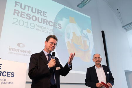 Future Resources 2019: Quality standard for recyclates urgently necessary to strengthen sales markets
