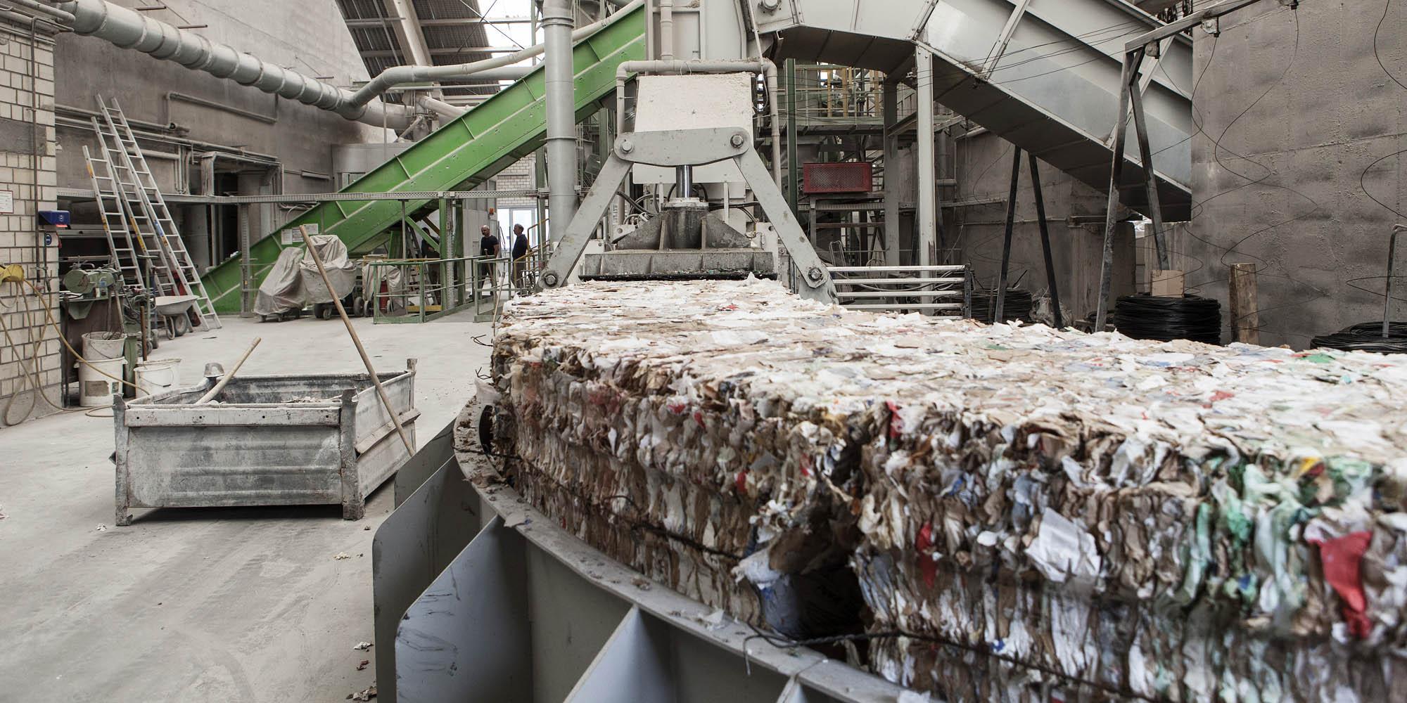 Kraft) paper sacks